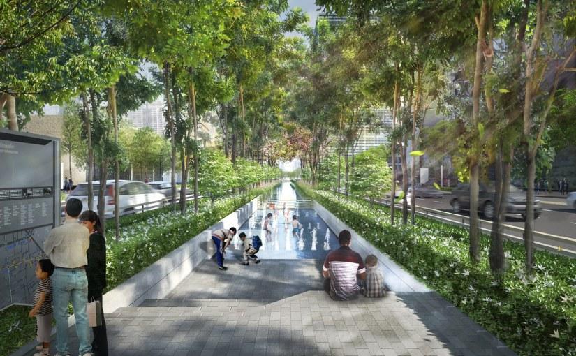 Sathorn: Smart EcoStreet